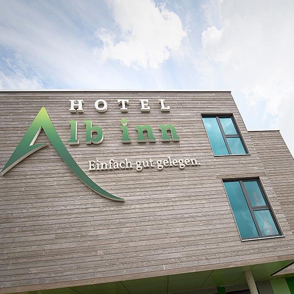 Hotel Alb Inn - Einfach gut gelegen.