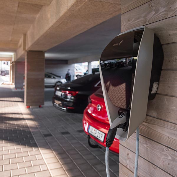 Ladestation für Ihr Elektro-Fahrzeug