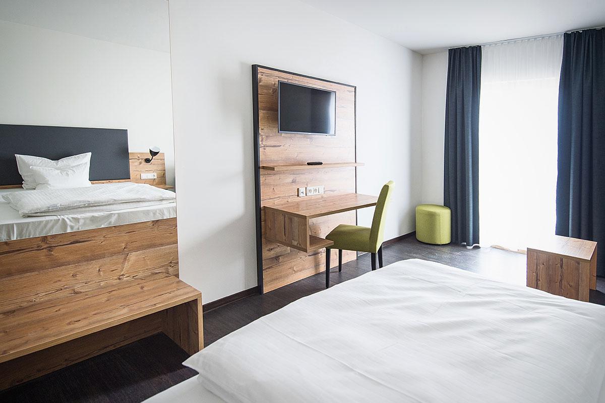 Doppelzimmer Rosmarin im Hotel Alb Inn